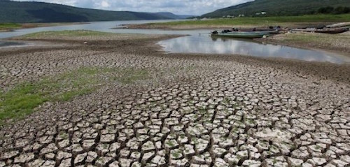 Drought-Thailand