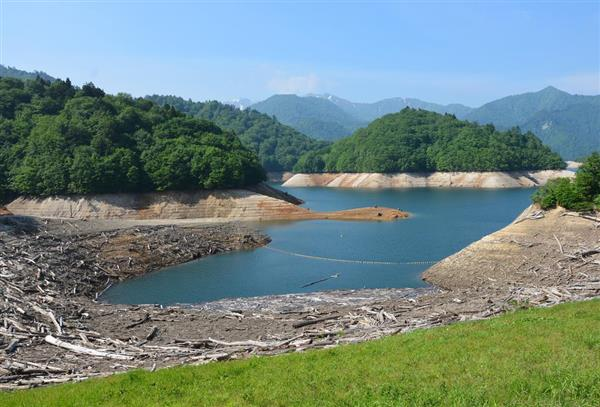 yagisawa-dam
