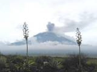 Kerinci-volcano