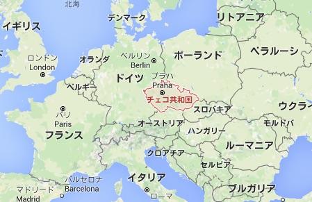 Crech-map