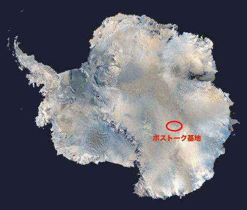 Vostok-Location