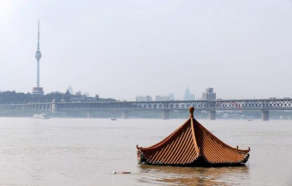 CHINA-FLOODS/