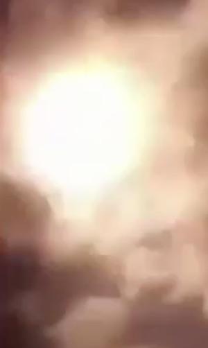 algeria-fireball-explode