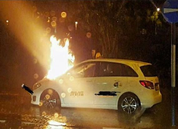 car-struck-by-lightning-eliat