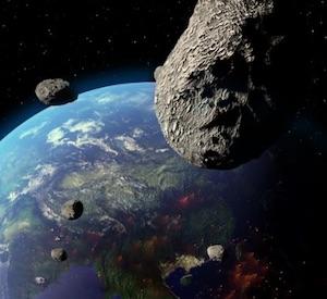 驚異的な数の地球近傍天体の発見...