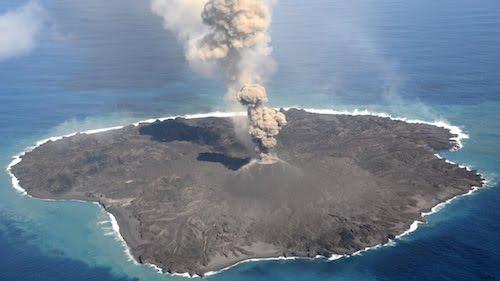 太平洋火山帯の噴火活動がさらに...