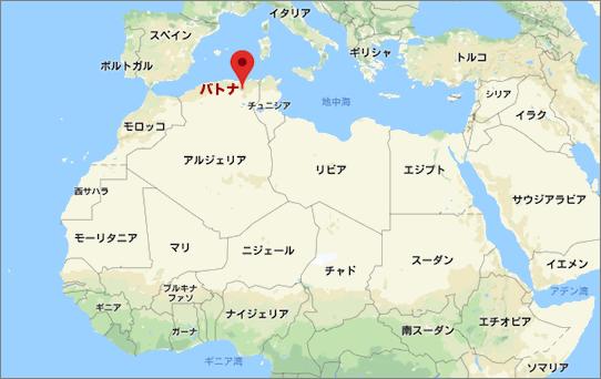 北アフリカのアルジェリアで観測史上初めて5月に雪が降る